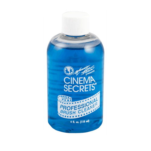 Cinema Secrets Brush Cleaner - 4 oz