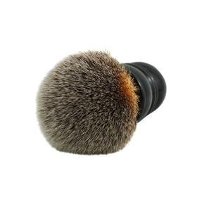 BARBER HANDLE 24 Plissoft Synthetic Shaving Brush By RazoRock - KeepYoungForever
