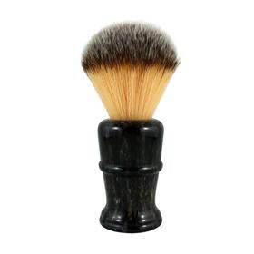 FAUX HORN Plissoft Disruptor - Synthetic Shaving Brush By RazoRock - KeepYoungForever