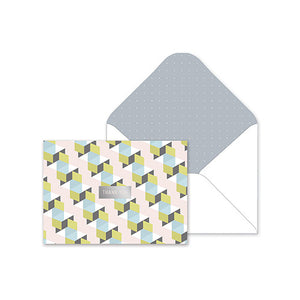 Fringe Studio Boxed Thank You Notes - Cubicle Row - KeepYoungForever