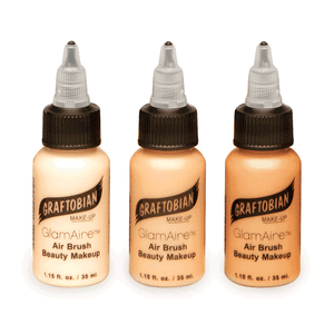 Graftobian GlamAire HD Airbrush Beauty Makeup - 1