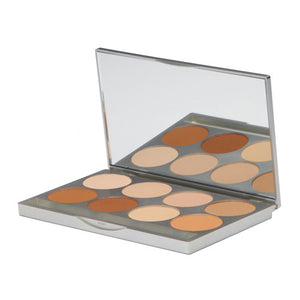 Graftobian HD Pro Powder Foundation Palettes - 1