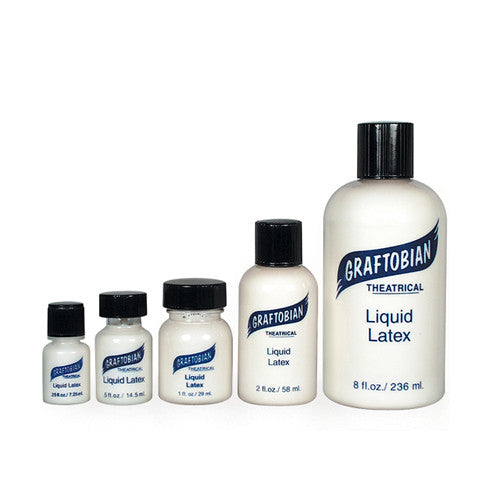 Graftobian Liquid Latex - Clear - 1