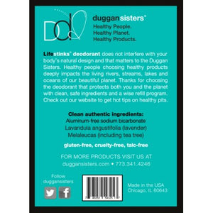 Duggan Sisters LifeStinks lavender EXTRA strength decanter refill - KeepYoungForever