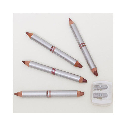 La Bella Donna Duo-Lip Crayon with Dual Sharpener - 1