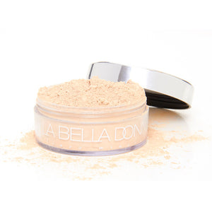 La Bella Donna Loose Mineral Foundation - KeepYoungForever