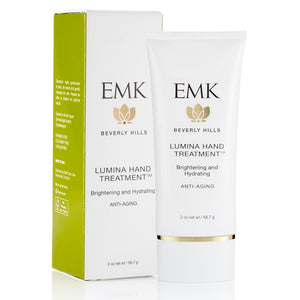 EMK Placental High Performance Anti-Aging Hand Cream - Revolutionary Bio-Identical Plant Placenta to Human Placenta - Highest Grade Peptides, Shea Butter