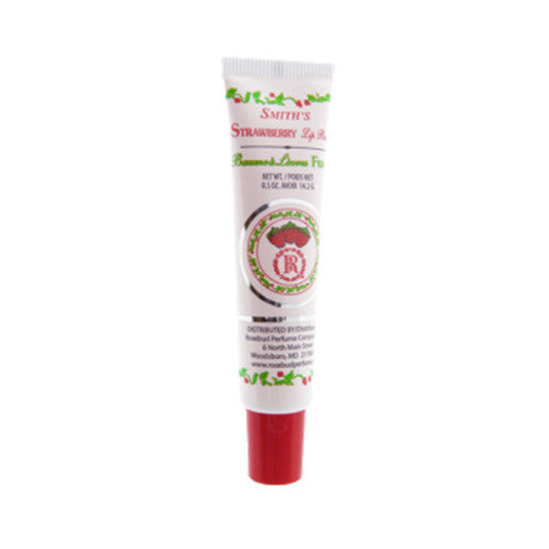 Rosebud Perfume Company Smith's Strawberry Lip Balm - 0.8 oz. tube