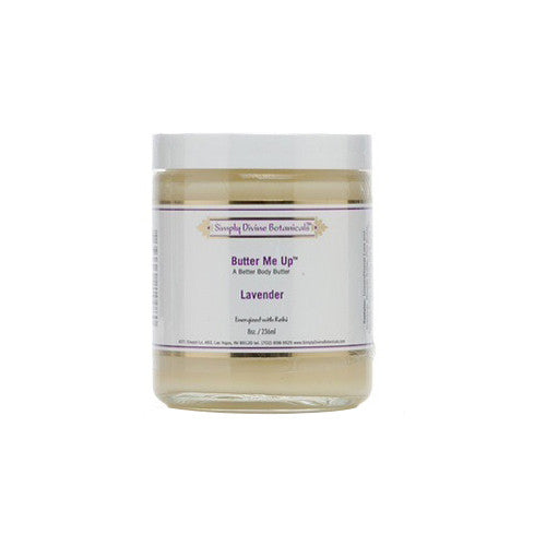 Simply Divine Botanicals Butter Me Up Lavender Hand and Body Butter