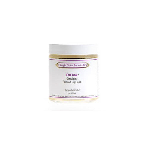 Simply Divine Botanicals Feet Treat