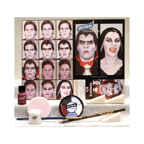 Graftobian Vampire Makeup Kit