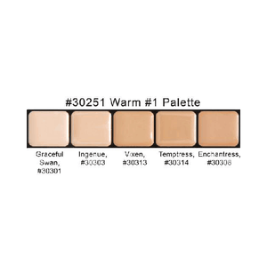 Graftobian HD Glamour Creme Palettes - KeepYoungForever