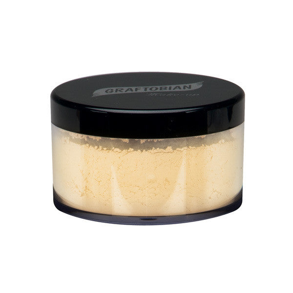 Graftobian HD LuxeCashmere Banana Setting Powder - 1