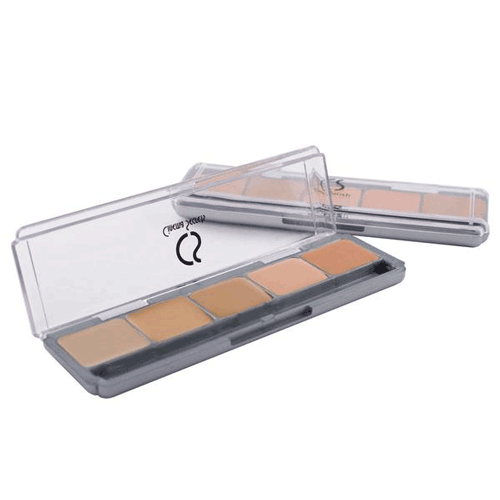 Cinema Secrets 5-in-1 Ultimate Foundation Palette - 1