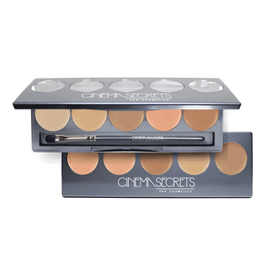 Cinema Secrets Ultimate Corrector 5-In-1 Pro Palette (New Version) - 1