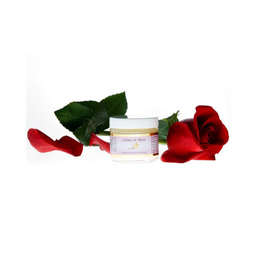 Simply Divine Botanicals Creme de Rose Heavenly Facial Moisturizer - 2