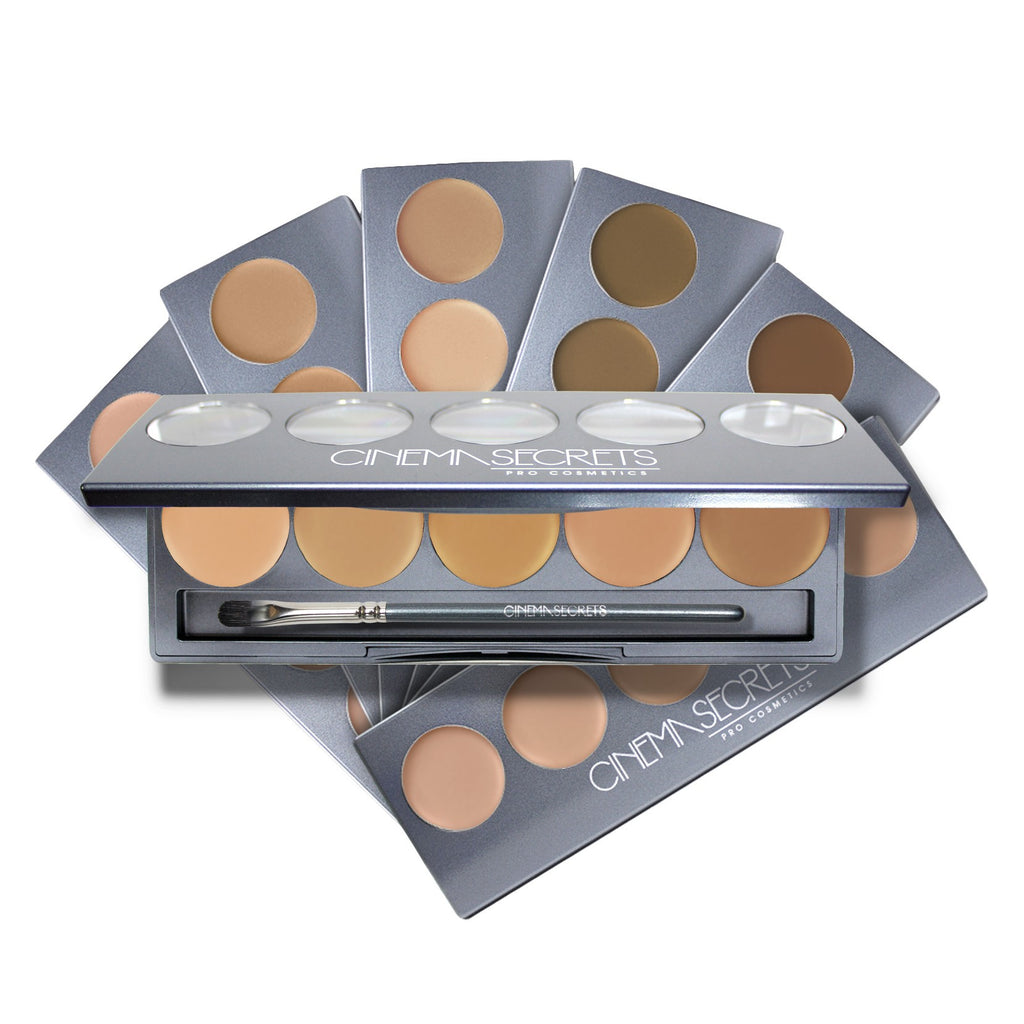 Cinema Secrets Ultimate Foundation 5-In-1 Palette 0.44 oz. (New Version) - 1