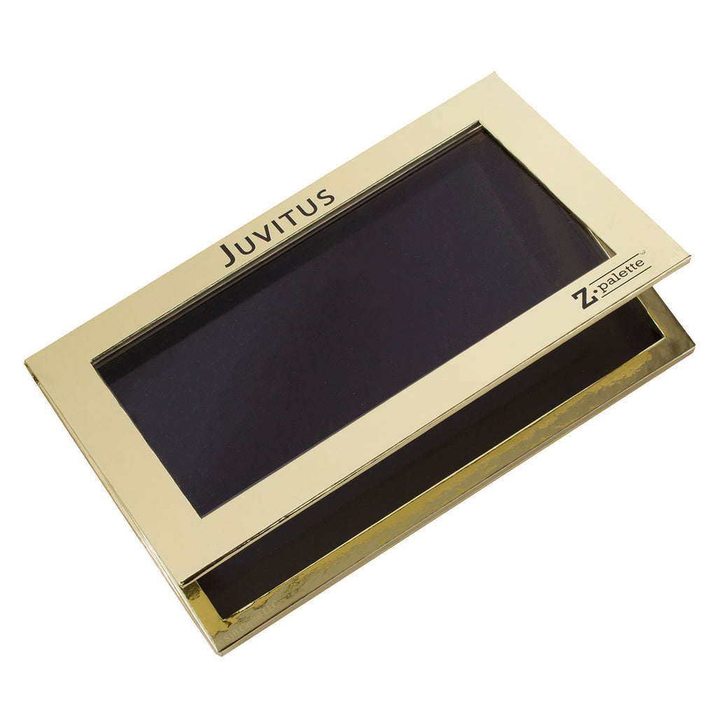 Z Palette Large Makeup Palette, JUVITUS Collection - Gold - 1