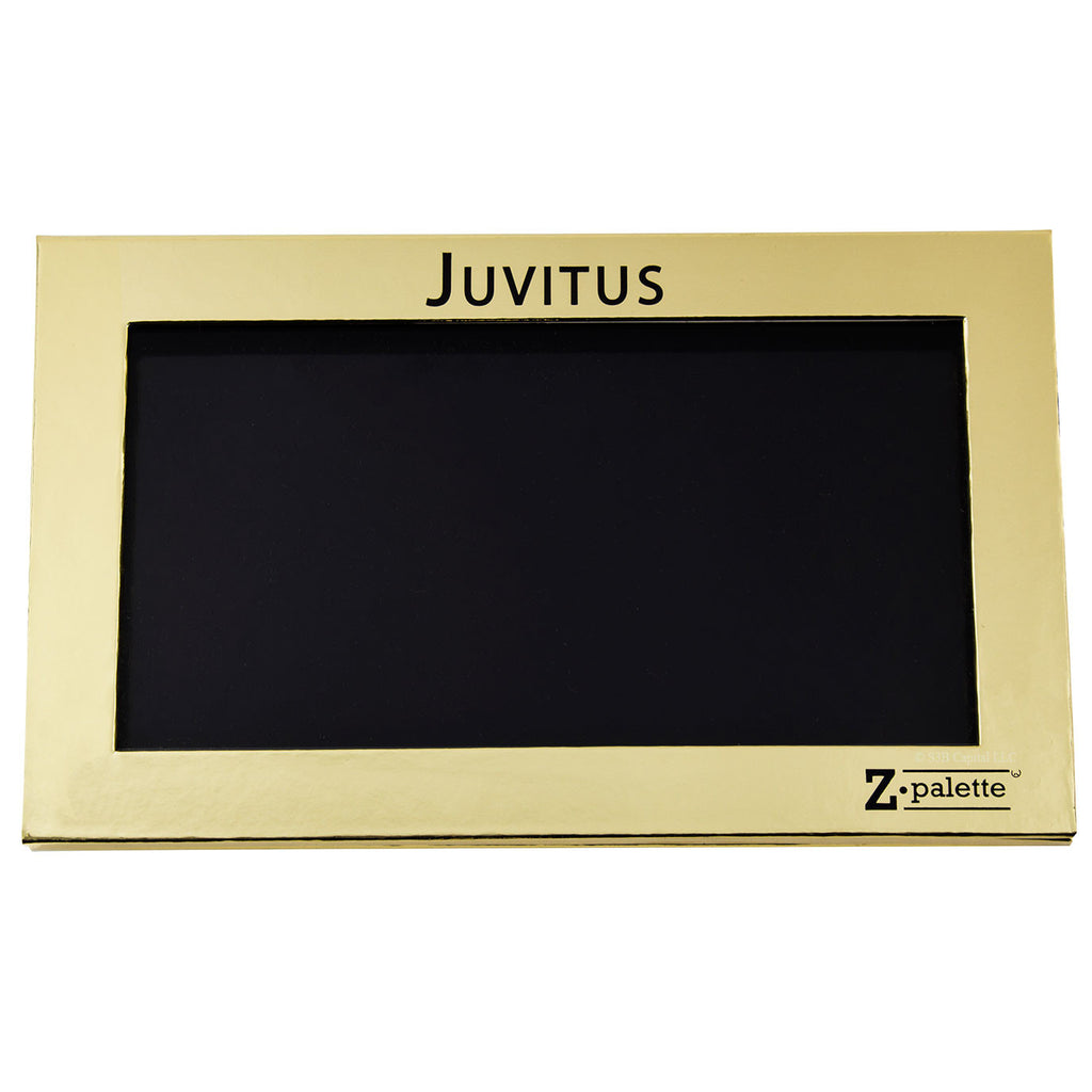 Z Palette Large Makeup Palette, JUVITUS Collection - Gold - 6