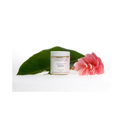 Simply Divine Botanicals Keeping Abreast of It Cream - For Lymphatic Drainage - 2