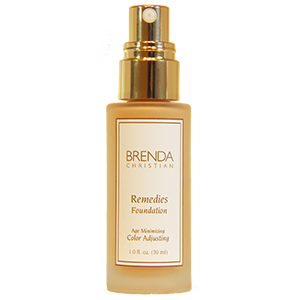 Brenda Christian Remedies Color Adjusting Foundation - Natural Beige - KeepYoungForever