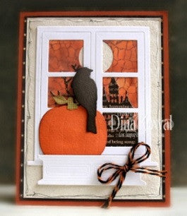 Impression Obsession Steel Die Cuts Large Window With Box - KeepYoungForever