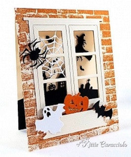 Impression Obsession Steel Die Cuts Large Window With Box - 4