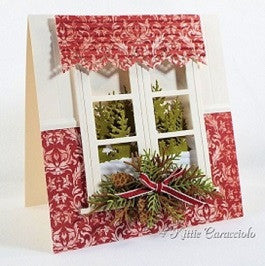 Impression Obsession Steel Die Cuts Large Window With Box - 2