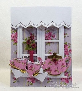 Impression Obsession Steel Die Cuts Large Window With Box - 5