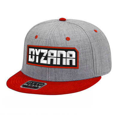 Snapback Hat - Momentum Red