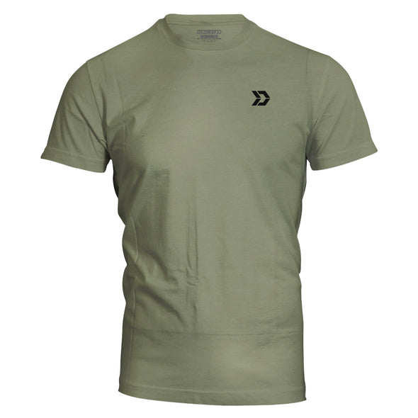 Brand T-Shirt - Olive