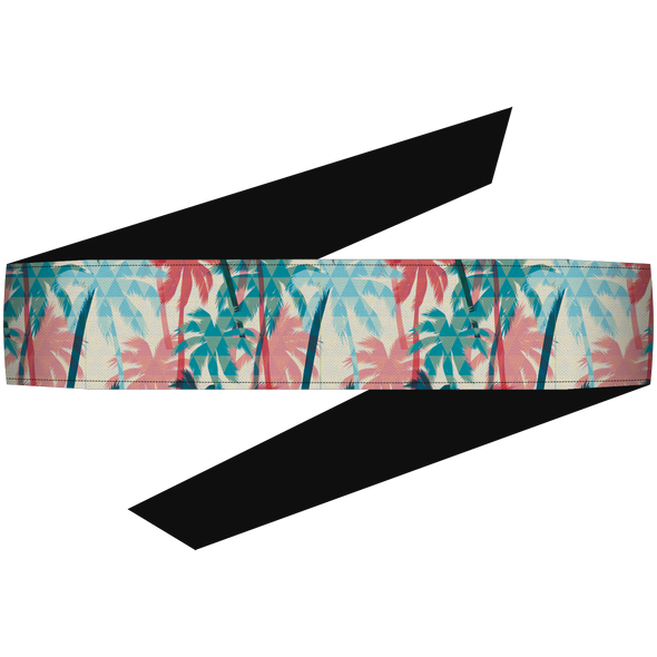 Geometric Palm Headband