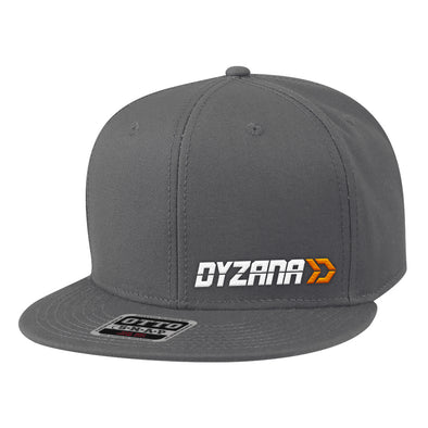 Snapback Hat - Offset Orange