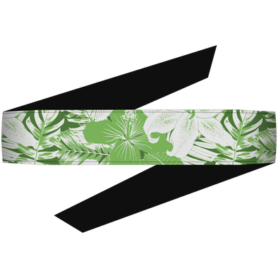 Hawaiian Green Headband