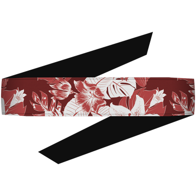 Hawaiian Red Headband