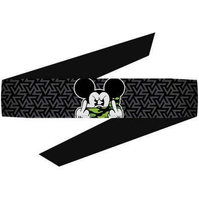 Mickey Lime Headband