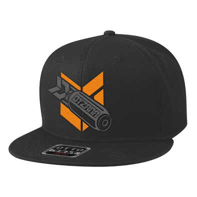 Snapback Hat - Missile Orange