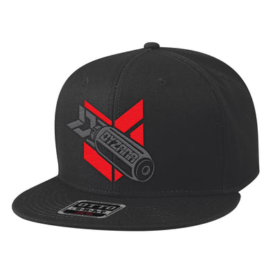 Snapback Hat - Missile Red