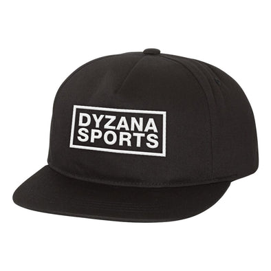 Snapback Hat - Nominal Black