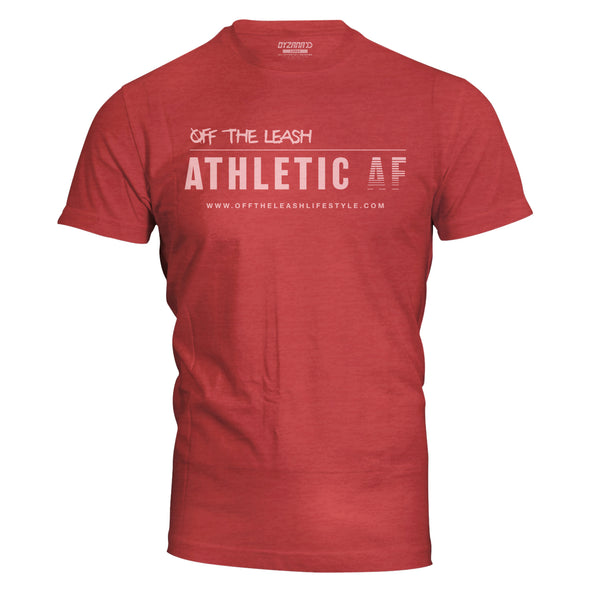 OTL Athletic AF Red T-Shirt