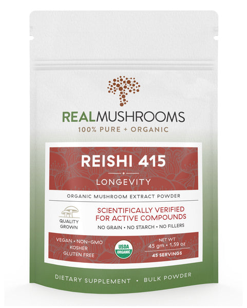 Reishi 415 - 45g Bulk Powder