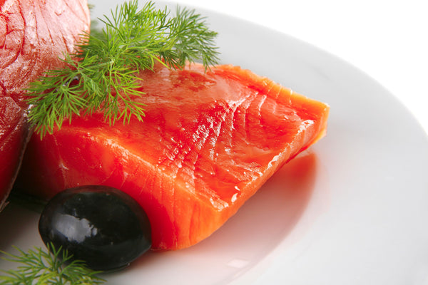 Candied Smoked Sockeye Salmon