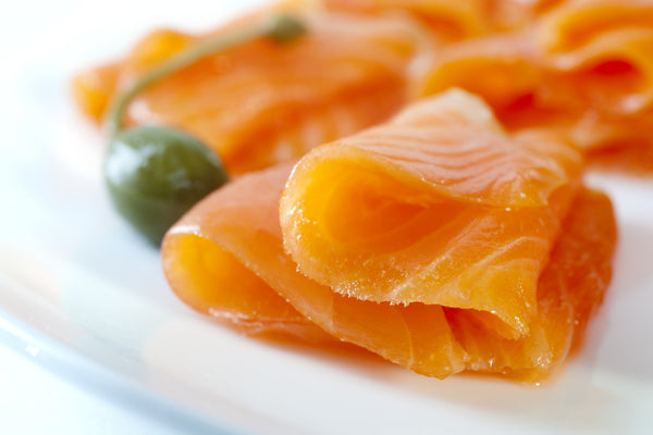 Premium Smoked King Salmon (BeneFishal Brand)
