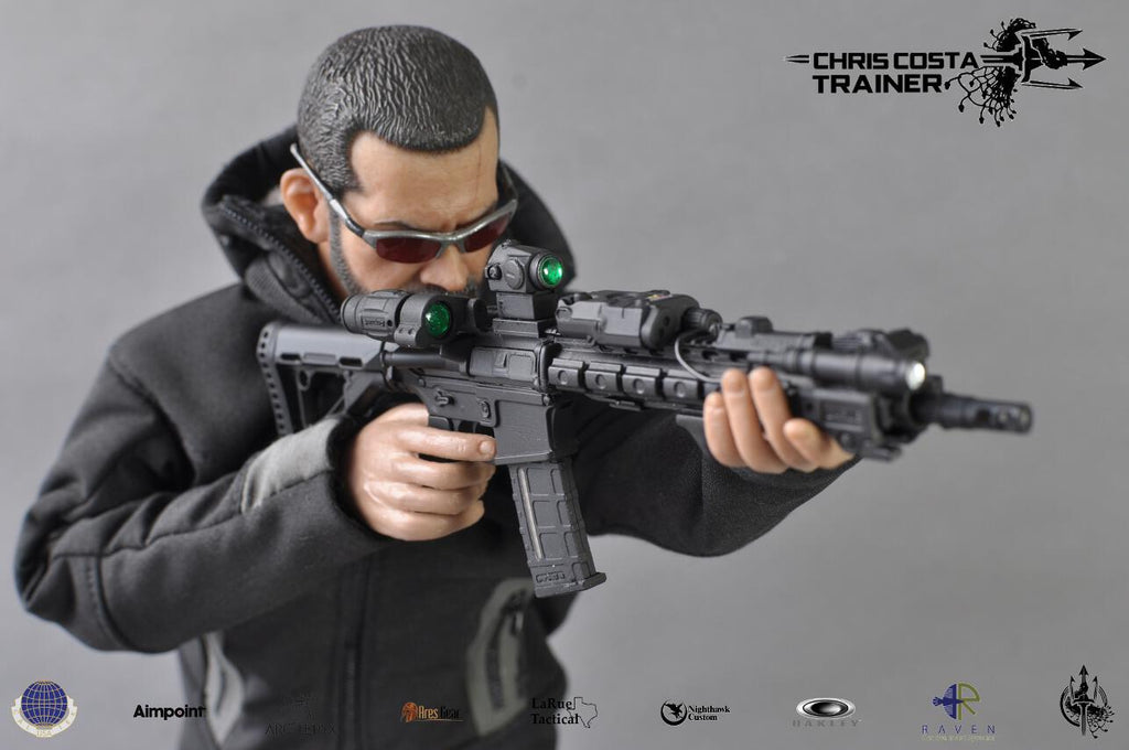 Chris Costa Pre-Release Figure Picture Review