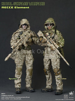 PREORDER - NSW RECCE Element Shooter & Spotter COMBO - MINT IN BOX