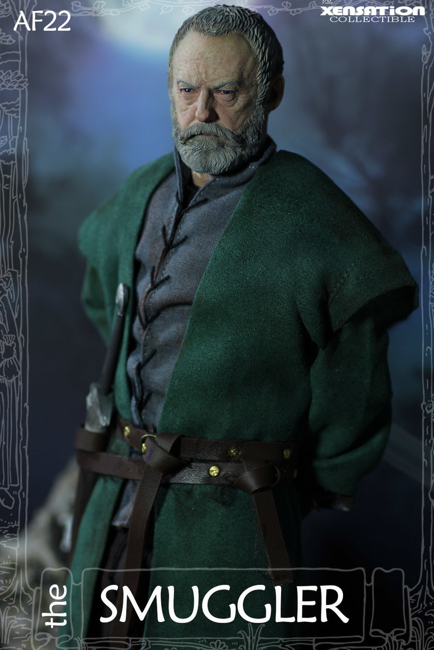 GOT - The Smuggler - Male Base Body w/Head Sculpt