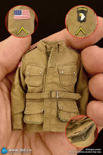 1/12 - WWII - US Army 101st Airborne Paratrooper - MINT IN BOX