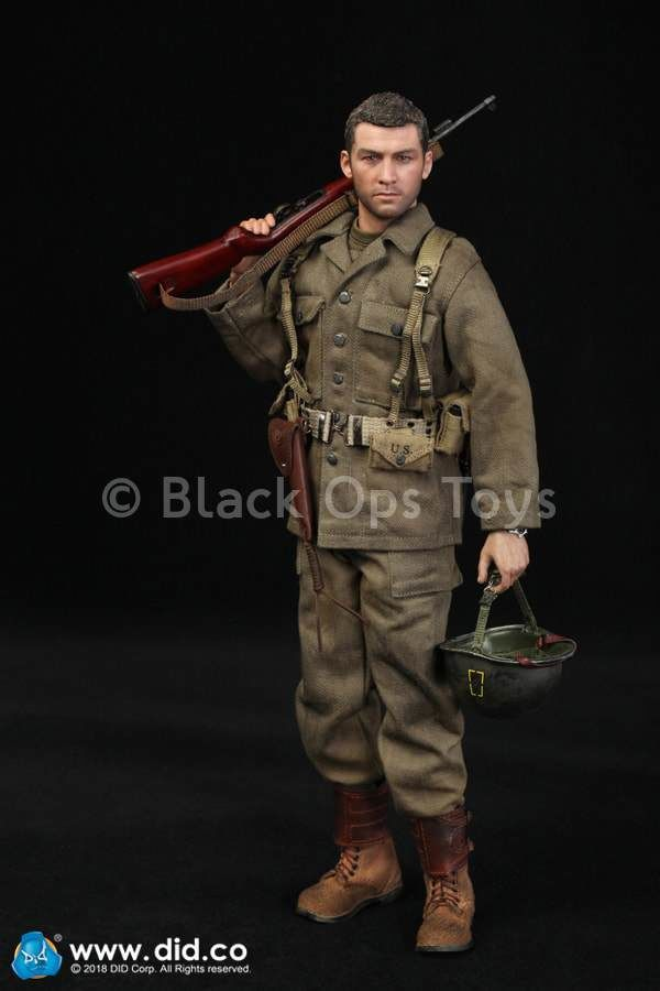 WII - 77th Infantry Captain Sam - Base Body
