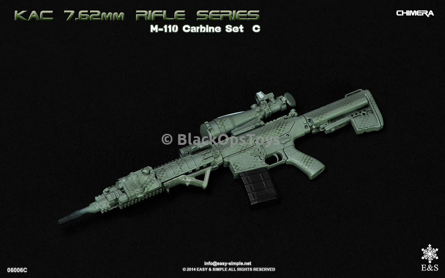 Easy & Simple 06006 Chimera: M110 KAC Carbine Set C Mint In Box