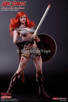 Phicen Limited Red Sonja Scars of The She-Devil Spike Shield